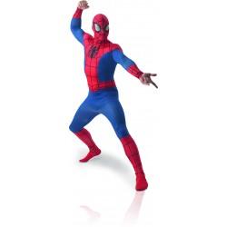 Déguisement Seconde Peau Spider-Man - Taille Adulte
