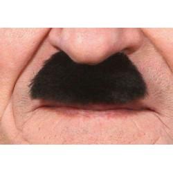 Moustache Chaplin Noir