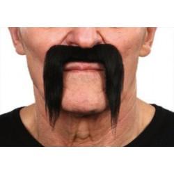 Moustache Pirate Noir