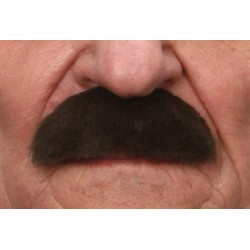 Moustache Americaine Brun