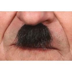 Moustache Charlot Noir