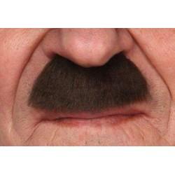 Moustache Chaplin Brun