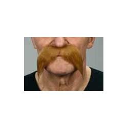Moustache gauloise Blond