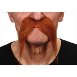 Moustache Gauloise Roux