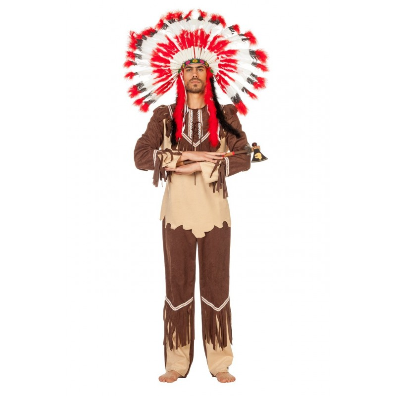 Déguisement d'Indien Cherokee