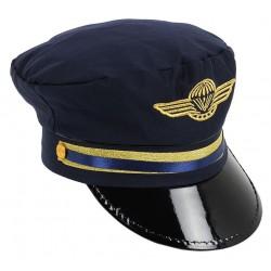 Casquette de Commandant de Bord