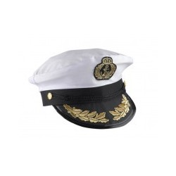 Casquette de Capitaine de Marine