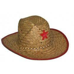 Chapeau de Shérif en Paille