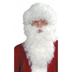 Lunette de Père Noël Dorée