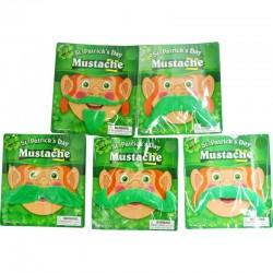 Moustache Saint Patrick Modèles Assortis