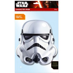 Masque En Carton Storm Trooper - Star Wars