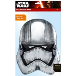 Masque En Carton Captain Phasma - Star Wars