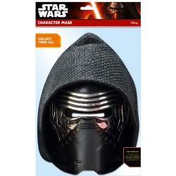 Masque En Carton Kylo Ren - Star Wars