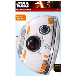 Masque En Carton BB-8 - Star Wars
