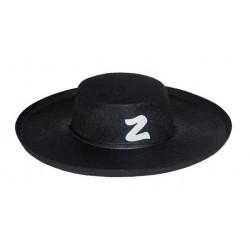 Chapeau de Zorro Adulte