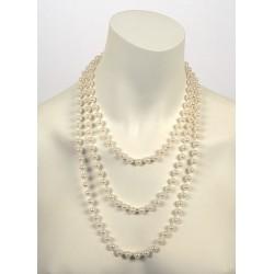 Collier de Perles Nacrées