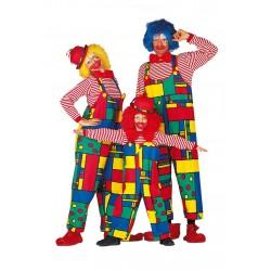 Déguisement Salopette de Clown Femme