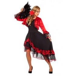 Déguisement Robe Espagnole Carmen