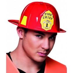 Casque de Pompier, Taille Adulte