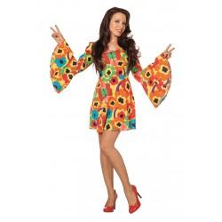 Déguisement Robe Hippie Disco