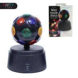 Lampe Mini Boule Disco