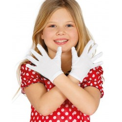 Gants Blanc Enfant