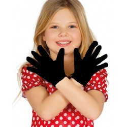 Gants Noir Enfant
