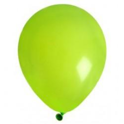 Ballons de Baudruche Perlés Vert Pomme