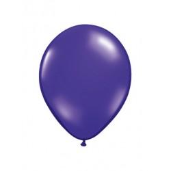 Ballons de Baudruche Fluo Violet 50 Pièces