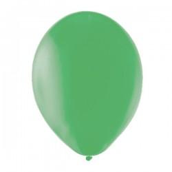 Ballons de Baudruche Opaques Vert Menthe 100 Pièces