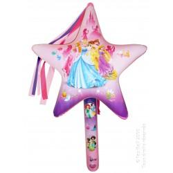 Baguette Etoile Gonflable Princesses Disney