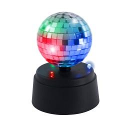 Lampe Mini Boule à Facettes