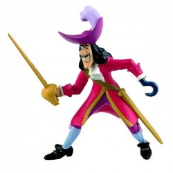 Figurine Capitaine Crochet - Bullyland