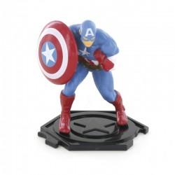 Figurine Capitaine America - Bullyland