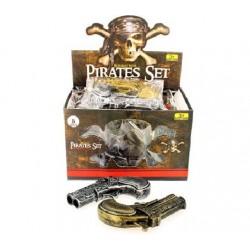 Pistolet de Pirate 2 Pièces