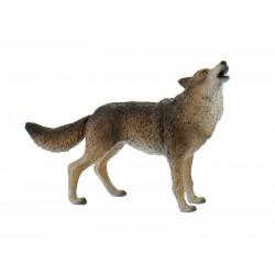 Figurine Loup Hurlant - Bullyland