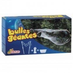Kit Pour Bulles de Savon Géante