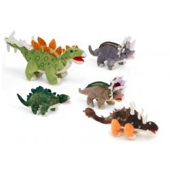 Peluche Dinosaure Assortie