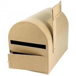 Urne à Décorer Boîte aux Lettres Décopatch