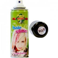 Laque à Cheveux 125ml Pailletée Multicolore - Goodmark