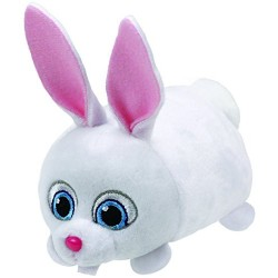 Peluche Teeny Tys Comme des Bêtes Snowball - Ty