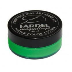 Pot de Maquillage Fardel 40ml Vert Feuille
