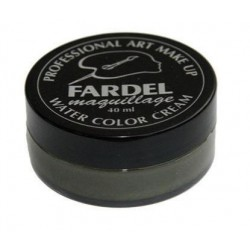 Pot de Maquillage Fardel 40ml Vert Kaki