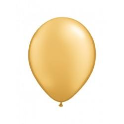 Ballons de Baudruche Métalliques Or