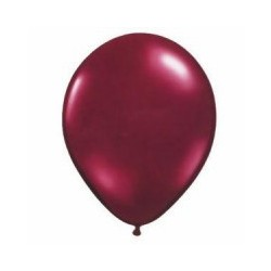 Ballons de Baudruche Métalliques Bordeaux
