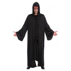 Déguisement Cape de Prêtre Satanique Noir