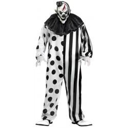 Déguisement de Clown Tueur, Taille Unique