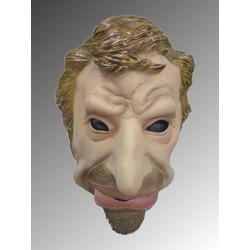 Masque de Johnny en Latex