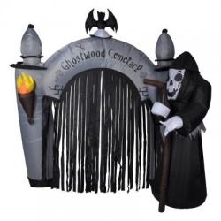 Arche de Cimetière Gonflable
