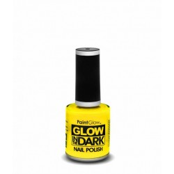 Vernis à Ongles Jaune Fluo et Phophorescent - Paint Glow